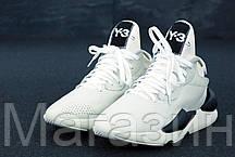 Мужские кроссовки adidas Y-3 Kaiwa Sneakers Yohji Yamamoto Grey Адидас Йоджи Ямамото серые, фото 3