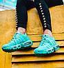 Женские кроссовки Nike Air Max 95 Mint (Найк Аир Макс 95) бирюзовые, фото 6