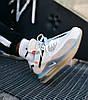 Мужские кроссовки NIke Air Max 720/90 x OFF White Grey Найк Аир Макс 720 90 ОФФ Вайт серые, фото 4
