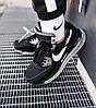 Мужские кроссовки NIke Air Max 720/90 x OFF White Black Найк Аир Макс 720 90 ОФФ Вайт черные, фото 5