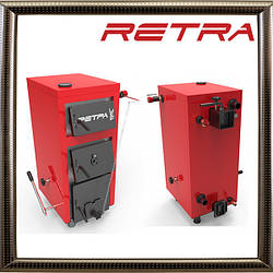 Твердотопливный котел отопления РЕТРА-5М 20 кВт