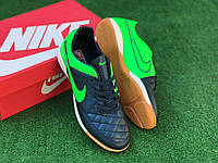 Футзалки Nike Tiempo / бампы найк темпо/футбольная обувь