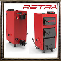 Твердотопливный котел отопления РЕТРА-5М PLUS 20 кВт