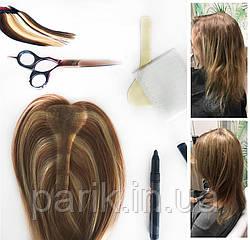 T-Parting накладка из натуральных волос (Типатинг)