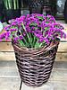 Цветы искусственные для декора( ветка 30 см )