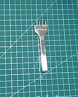 Пробойник шаговый ромб 6 мм  4 зуба