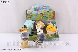 Набор пищалок зоопарк 36763 (066B)