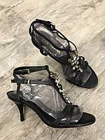 Женские кожаные босоножки San Marina 36p