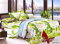 ✅  Полуторный комплект постельного белья (Поликоттон) XHY225
