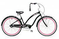 "Велосипед 26"" ELECTRA Black Betty 3i Ladies' Black"