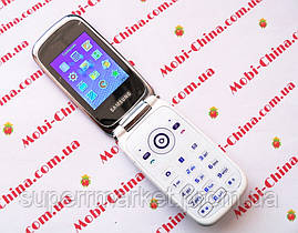 Копия  Samsung W888 dual sim - стильный телефон  самсунг 888, фото 2
