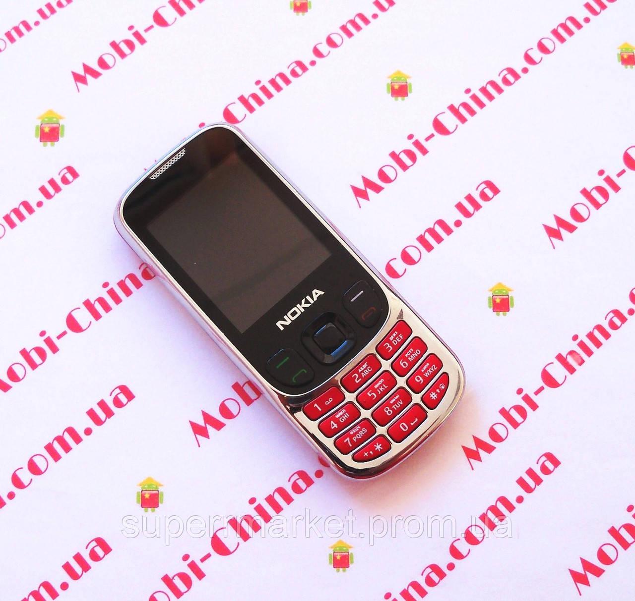 Копия Nokia 6303 на 3 сим-карты  nokia S6+