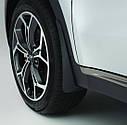 Брызговики MGC Kia Sportage (Киа Спортейдж) Америка Европа 2016-2020 гв комплект 4 шт D9F46-AK200, D9F46-AK000, фото 7