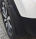 Брызговики MGC Kia Sportage (Киа Спортейдж) Америка Европа 2016-2020 гв комплект 4 шт D9F46-AK200, D9F46-AK000, фото 8