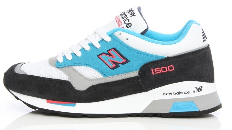 Мужские кроссовки New Balance 1500 в серо-голубом цвете - Интернет магазин  обуви «im ee9582bd73dad
