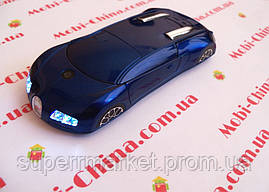 Машина-телефон Bugatti Veyron C618 dual sim TV new, фото 3