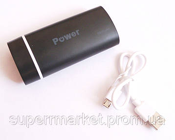 Универсальная батарея  mobile power bank  5600 mAh new, фото 2