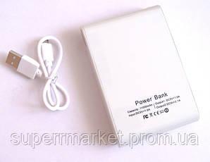 Универсальная батарея  mobile power bank  11000 mAh LCD, фото 3