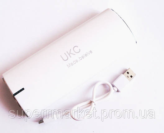 Универсальная батарея  -UKC power bank 20000 mAh, фото 2