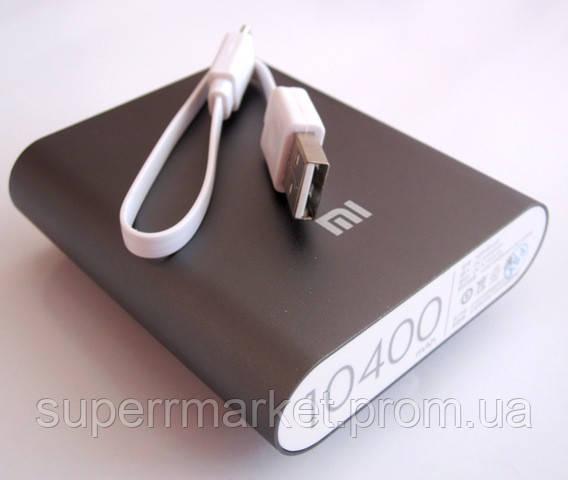 Универсальная батарея - Xiaomi power bank MI 4, 10400 mAh new