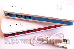 Универсальная батарея - Xiaomi power bank 16800 mAh new2, фото 3