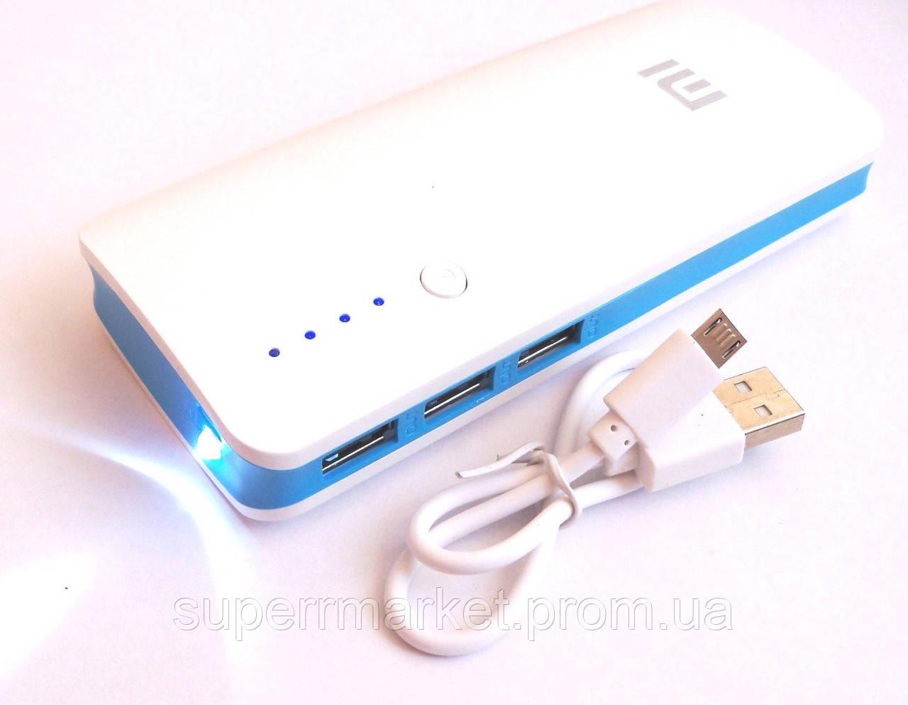 Универсальная батарея - Xiaomi power bank 16800 mAh new3