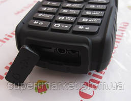 Телефон LAND ROVER XP3300 - 2 Sim, 12000 mAh power bank, фото 2