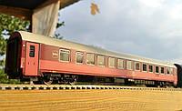 LS Models 46227 Вагон пассажирский спальный, DR ( УЗ, РЖД, БЧ, ZSSK )  / 1:87