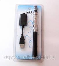 Электронная сигарета  EGO-CE6 1100 мАч, фото 3
