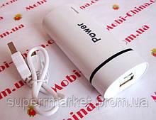 Универсальная батарея  mobile power bank  5600 mAh new1