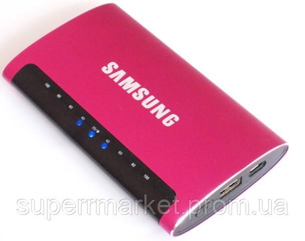 Универсальная батарея - Samsung Power Bank 12000 mAh, pink