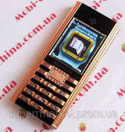 Телефон Vertu Patek Philippe V308 2 sim копия
