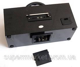 Акустическая колонка  Atlanfa AT-8805, MP3 SD USB FM , black, фото 3