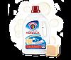 Гель для стирки универсального белья Марсельское мыло ChanteClair 1.5 л 23 стир