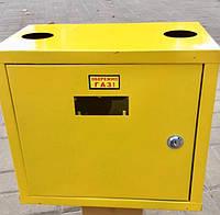 Ящик для газового счётчика G6 (350 х 215 х 310 мм) без задней стенки, фото 1