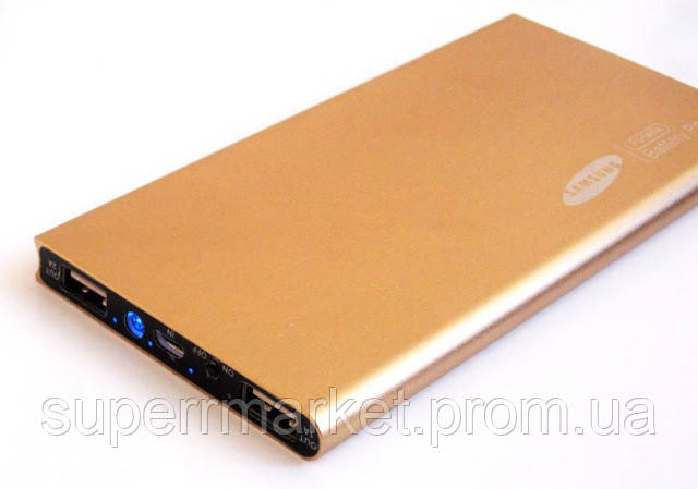 Универсальная батарея - Samsung Power bank 18000 mAh, gold