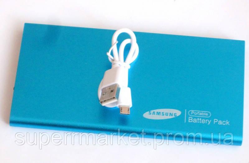 Универсальная батарея - Samsung Power bank 18000 mAh, blue