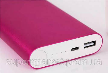 Универсальная батарея - Xiaomi power bank MI 8 20800 mAh, pink, фото 2