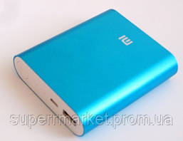Универсальная батарея - Xiaomi power bank MI4 10400 mAh, blue, фото 2