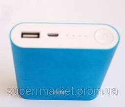 Универсальная батарея - Xiaomi power bank MI4 10400 mAh, blue, фото 3