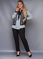 Костюм женский 3-ка с брюками   Сабрина, фото 1