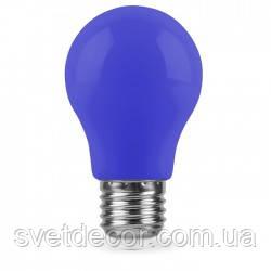 Світлодіодна лампа LED Feron LB-375 3W 220V біла, кольорова для гірлянд белт лайт