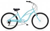 "Велосипед 26"" ELECTRA Cruiser 7D Ladies' Light Blue, фото 1"
