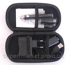 Электронная сигарета  EVOD 900 мАч, black + чехол eGo, фото 3