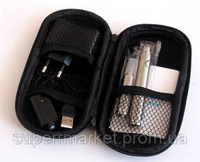 Электронная сигарета  EVOD 900 мАч, silver + чехол eGo, фото 3