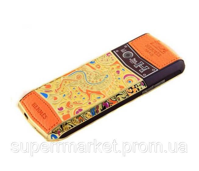 Копия Nokia Vertu, Herems C19  - стильный женский телефон, 1sim new