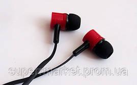 Вакуумные наушники Stereo  MD-A17 черные, фото 2