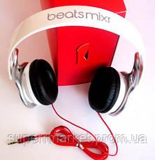 Наушники проводные Monster Beats MIXR by Dr. Dre, фото 3