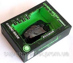 Мышь компьютерная MOUSE X2- Игровая, black, фото 3