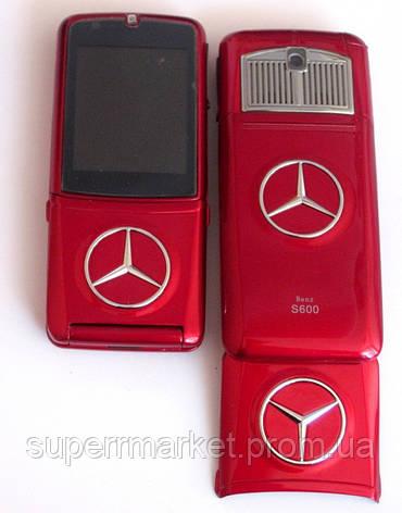 Телефон Vertu Mercedes-Benz S600 duos + TV, фото 2